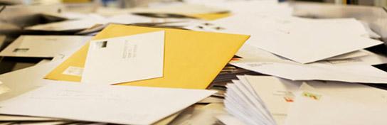 Lettera da Agenzia delle Entrate